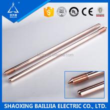Custom Made Ground Rod Copper Thickness