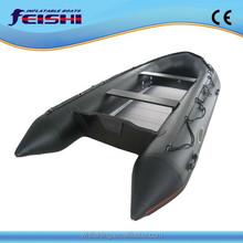 Inflatable marine fishing motor boat 360CM
