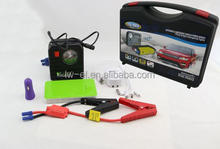 Hot china products wholesale car emergency tool kit with air compressor