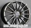 4x4 SUV car alloy wheel rim aluminium alloy wheel
