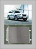Automotive car condenser for Hyundai FTC124