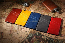 New cell phone cases for iPhone 6,Genuine leather case for iPhone 6