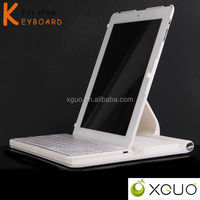 New Arrives Rotatable 360 degree bluetooth keyboard for iPad 2