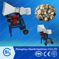 CE approved wood log cutter and splitter