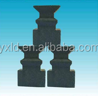 special chamotte refractory blocks used for dry coke quenching
