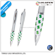 Emissary Click Promotional Pen (Financial Theme) (Lu-Q81593)
