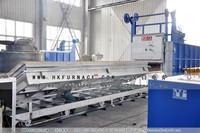 Energy efficiency industrial aluminum electric smelter