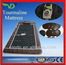 infrarrojo lejano térmica turmalina piedra colchón seguro y beneficioso masaje calefacción corea del colchón de turmalina