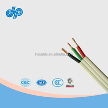 450/750v 16 sqmm strand flat PVC Insulated electric wire manufacturer