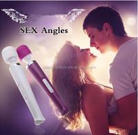 Best G-spot AV vibrating vagina massager wand sex toy vibrator japan sex girl pussy magic wand massager sex toy for woman