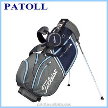 Hot sale promotional PU golf stand bag