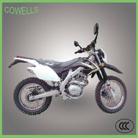 China gas powered bikes dirt for hot selling
