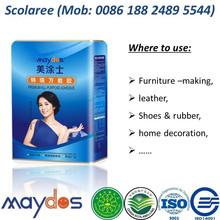 Maydos Low VOC Strong Bonding High Viscidity Multi Purpose Contact SBS Adhesive