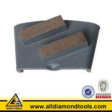 Double Rectangle Diamond Brick for Grinding Stone Marble Granite