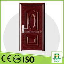 China first factory promotional steel door with good quality