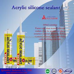 Price Acetic silicone sealant/ silicon sealant supplier/silicon free sealant