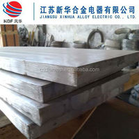 hot sale for W.Nr 2.4665 hastelloy super alloy x plate