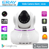 New Design!!! Plug and play wireless HD P2P 1.3MP IP camera+IOS/Android app+home appliance controller for home security