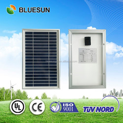 Poly 5w solar panel price from China