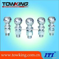 50mm trailer steel hitch tow ball