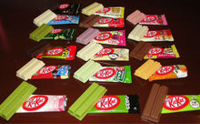 Kitkat Japan original fraver.