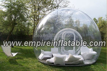 Hot sale inflatable bubble camping tent T1027