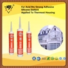 For Acid Rtv Strong Adhesive Silicone Sealant Applied To Thermost Housing