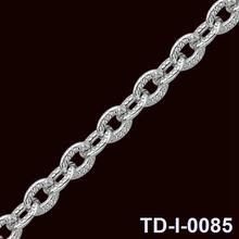 Professional Chain Maufacturer hotsale matte black chain