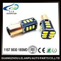 High power 1157 18 SMD LED Turn Signal Tail Brake Stop Light lamp auto car led light