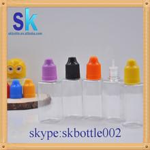 e cig e juice plastic bottle pet e juice bottle form Shijiazhuang City