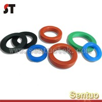 ISO9001 certified rubber product factory polyurethane oil seal,pu ring seal gasket
