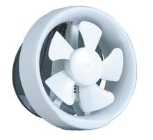 6 inch ABS plastic small bathroom exhaust fan