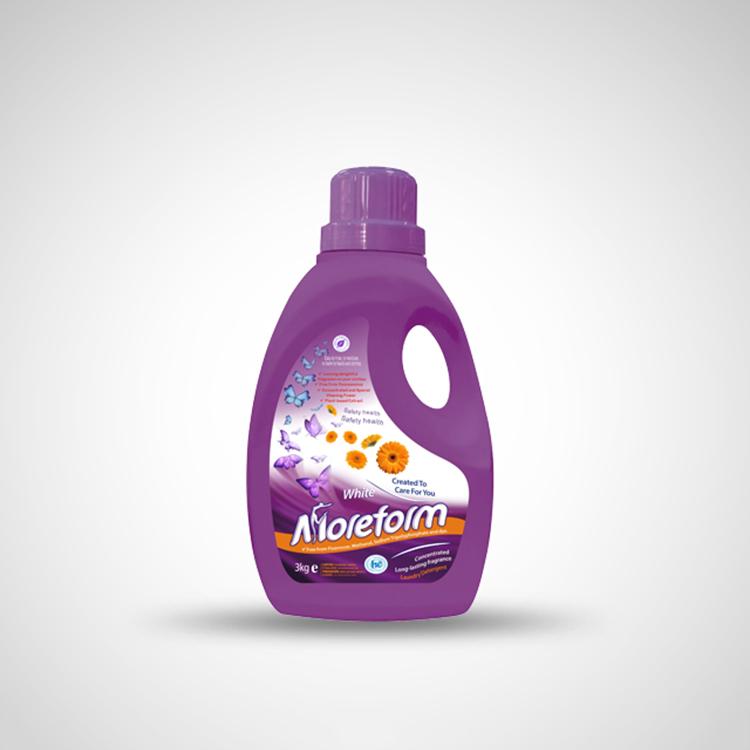 Ben Progettato formula lavaggio a mano sapone liquido bottiglia di plastica