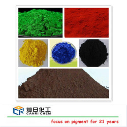 factory price of purity 98% powder red iron oxide primer