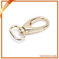 New design metal dog hook various swivel snap hook for handbag