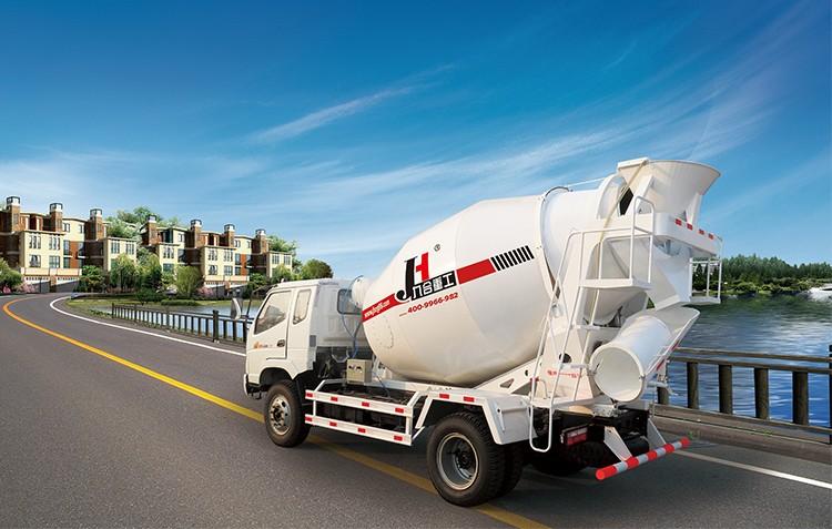 Haute capacit de chargement trois dimensions double helix m lange lame camion malaxeur b ton - Melange a beton ...
