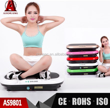 Ultra Slim Vibration Plate with ISO,CE and Rohs approval