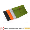 Multiple woolen felt laptop carrying case from China manfacturer