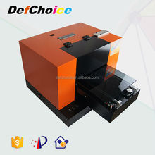 MULTIFUNCTION A3 R1900 MINI SMALL FLATBED INKJET PRINTER PRINTING MACHINE FOR PHONE CASE/PHONE SHELL/IPAD/IPHONE/KINDLE