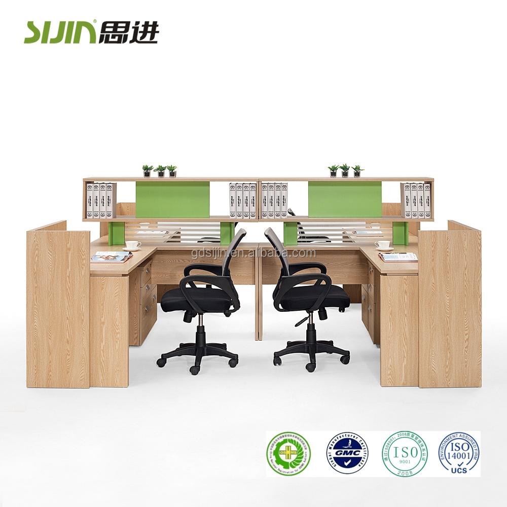 2015 sijin latest modern table design office desk for Table design 2015
