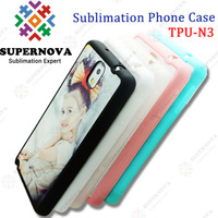 3D Sublimation Rubber Phone Case for Samsung Galaxy note 3