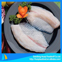 frozen tilapia fillet sold to global market with good quality and reasonable price