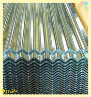 china supplier steel roofing sheet weight of gi sheet for building materials