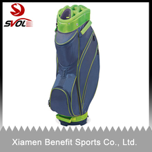 New products 2014 golf bag organizer/ladies designer golf bags