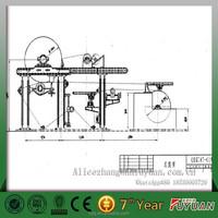 paper dona making machine, tissue paper machine production line