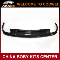 E-Class Real Carbon W207 AMG Rear Diffuser For Mercedes/Ben z W207