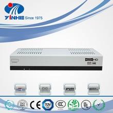Digital Terrestrial Android 4.0 TV Box DVB-T2 TV Receiver DVB T2 Smart TV Box Wifi