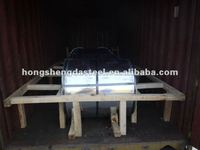 Hot dipped galvanzied steel coil as the base matrial for PPGI