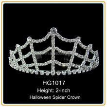 ostrich feather boa pvc happy new year tiaras crown pen wholesale tiara