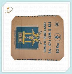 Cement/Ciment kraft paper bag for sale